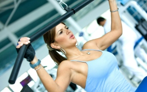 girl gym fitness kiev 2